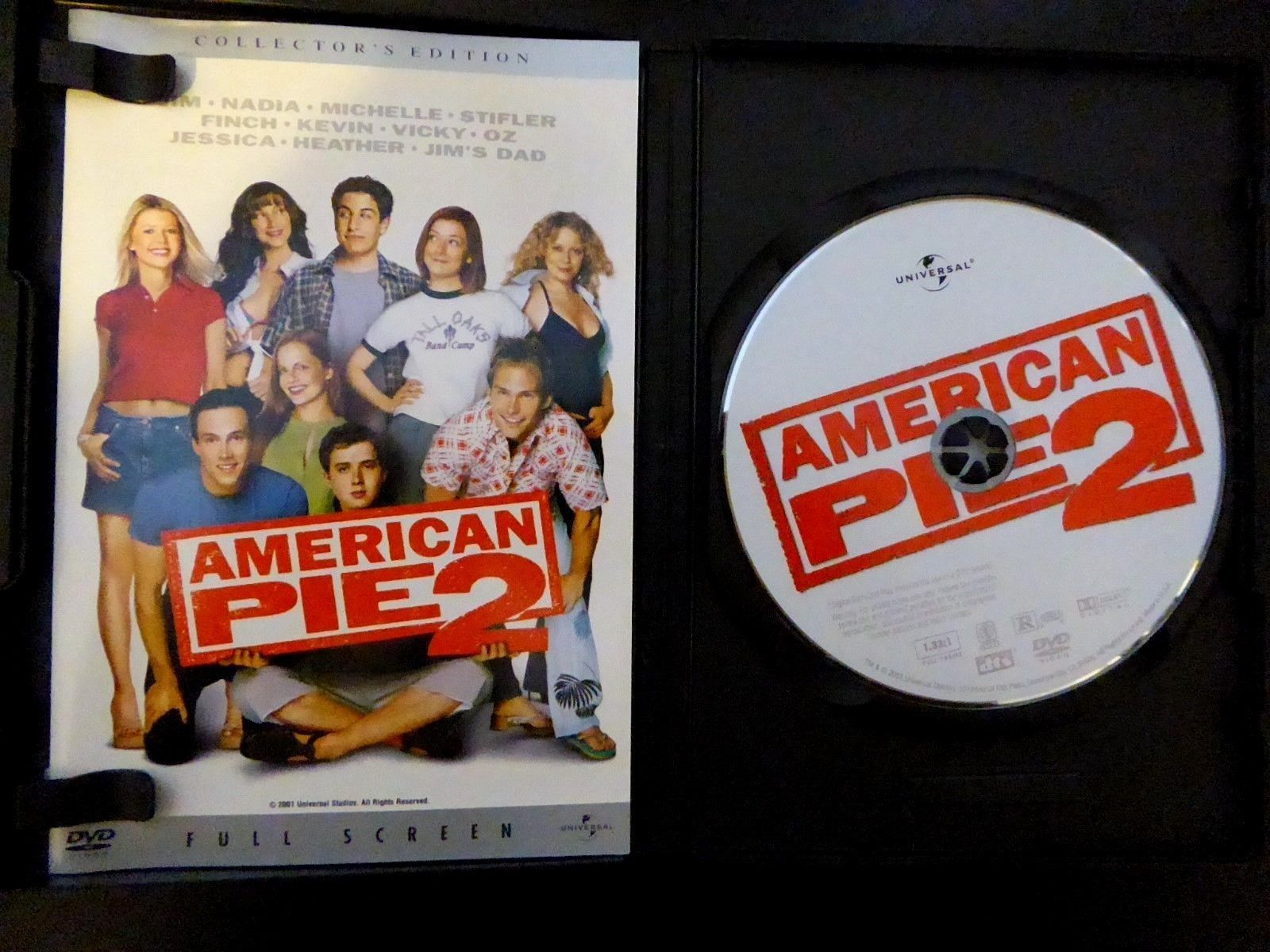American Pie 2 Español american pie 2 (unrated full screen collector's edition