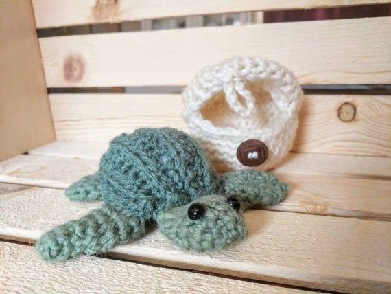Amigurumi Turtle   Crochet Turtle   Turtle Plush   Stuffed Turtle   Gifts for Kids   Crochet Animals   Turtle Gifts   #crochetturtles