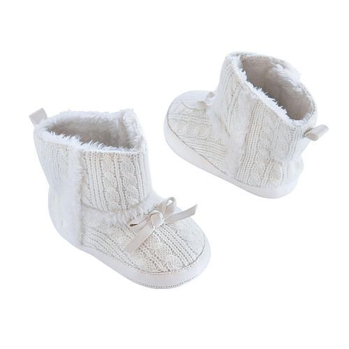 Toysrus Crib Shoes Knit Boots Toddler Girl