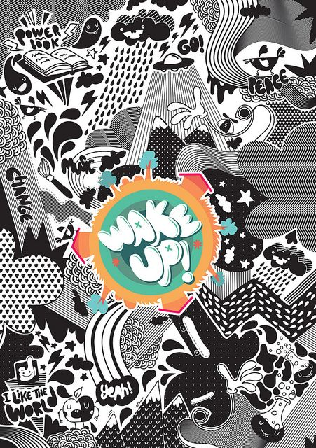 Wake Up by XOMATOK, via Flickr.     http://www.room181.net/SITIO/HUESPEDES/12/