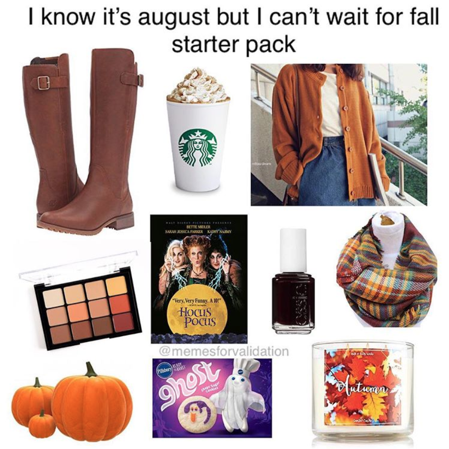 19 Hilarious Memes That Anyone Who's Ready For Fall Will Relate To #fallmemes
