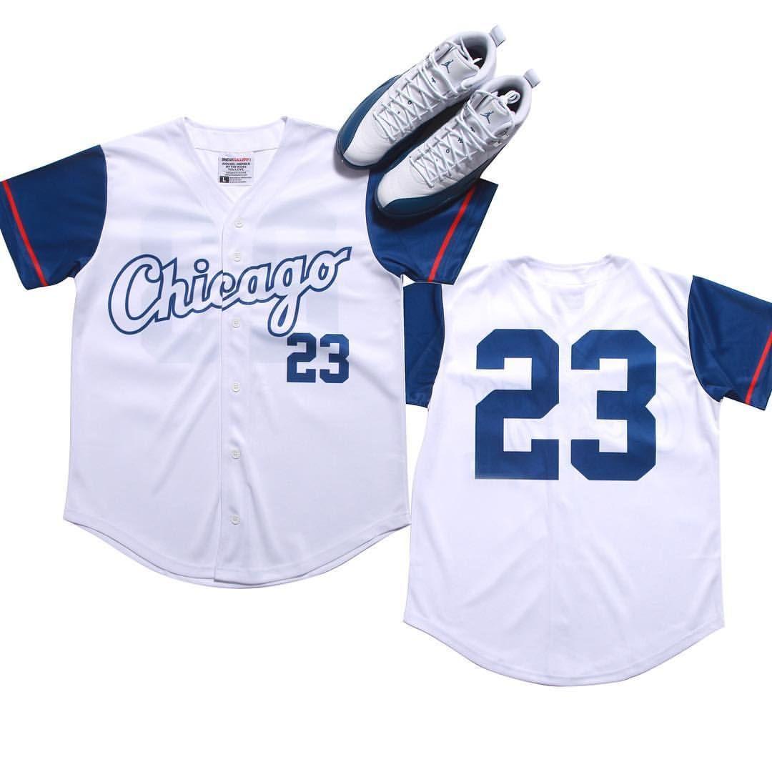 Behind The Scenes By Sneakernews In 2020 Baseball Sunglasses Blue Jordans Chicago Baseball