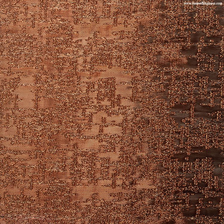 Copper Fabrics, CUI Tweed Chocolate Anthracite | Woven