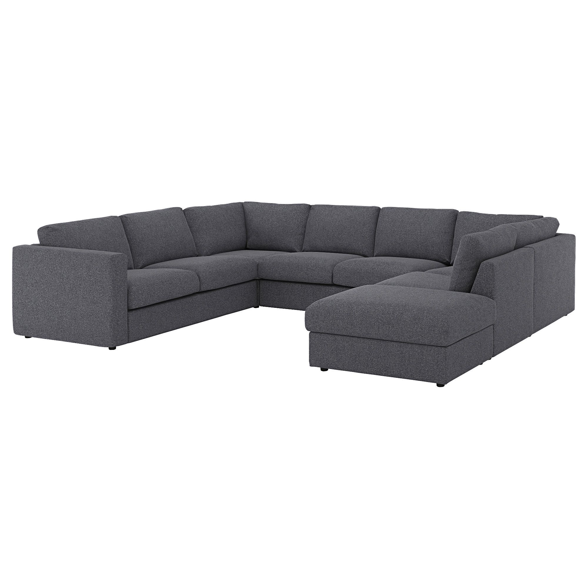 Furniture And Home Furnishings U Shaped Sofa Ikea Vimle Fabric Sofa