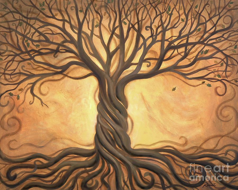 tree of life art | ... Genealogical World of Phylogenetic Networks ...
