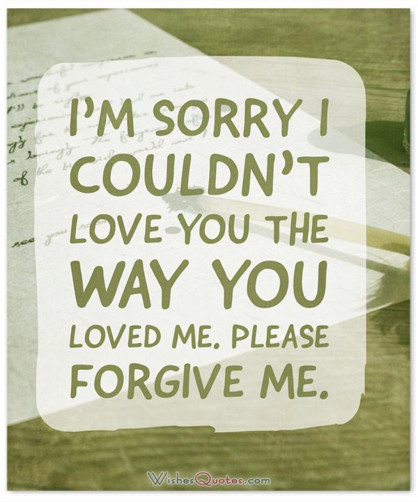 Writing an Apology Letter to Boyfriend u2013 Samples and Tips for Sorry - copy letter format for apology sample
