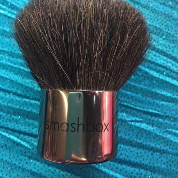 Smashbox kabuki brush! New never used! Kabuki brush real hair. Smashbox Makeup Brushes & Tools