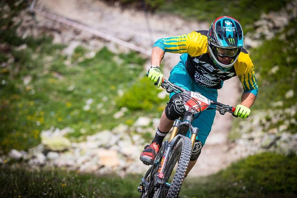 1555fdaf3 Yeti Cycles - Enduro Race Kit Custom Jersey