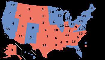 Electoral College United States Wikipedia the free