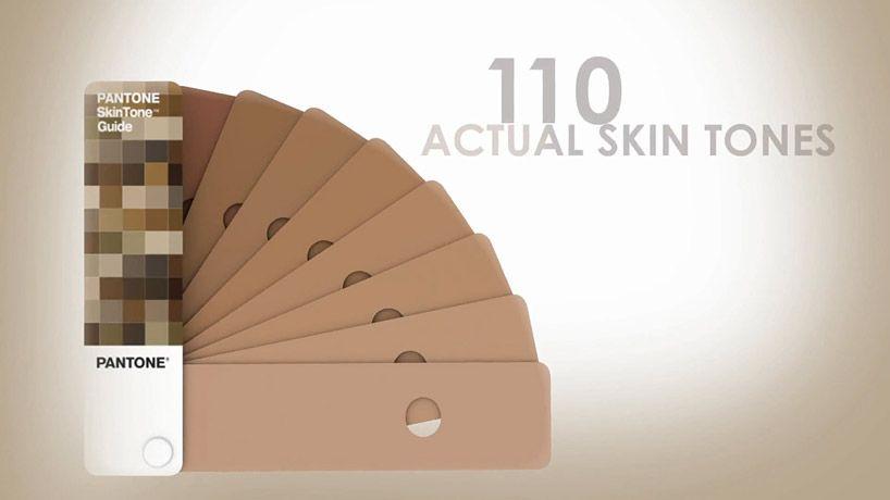 pantone: skintone guide