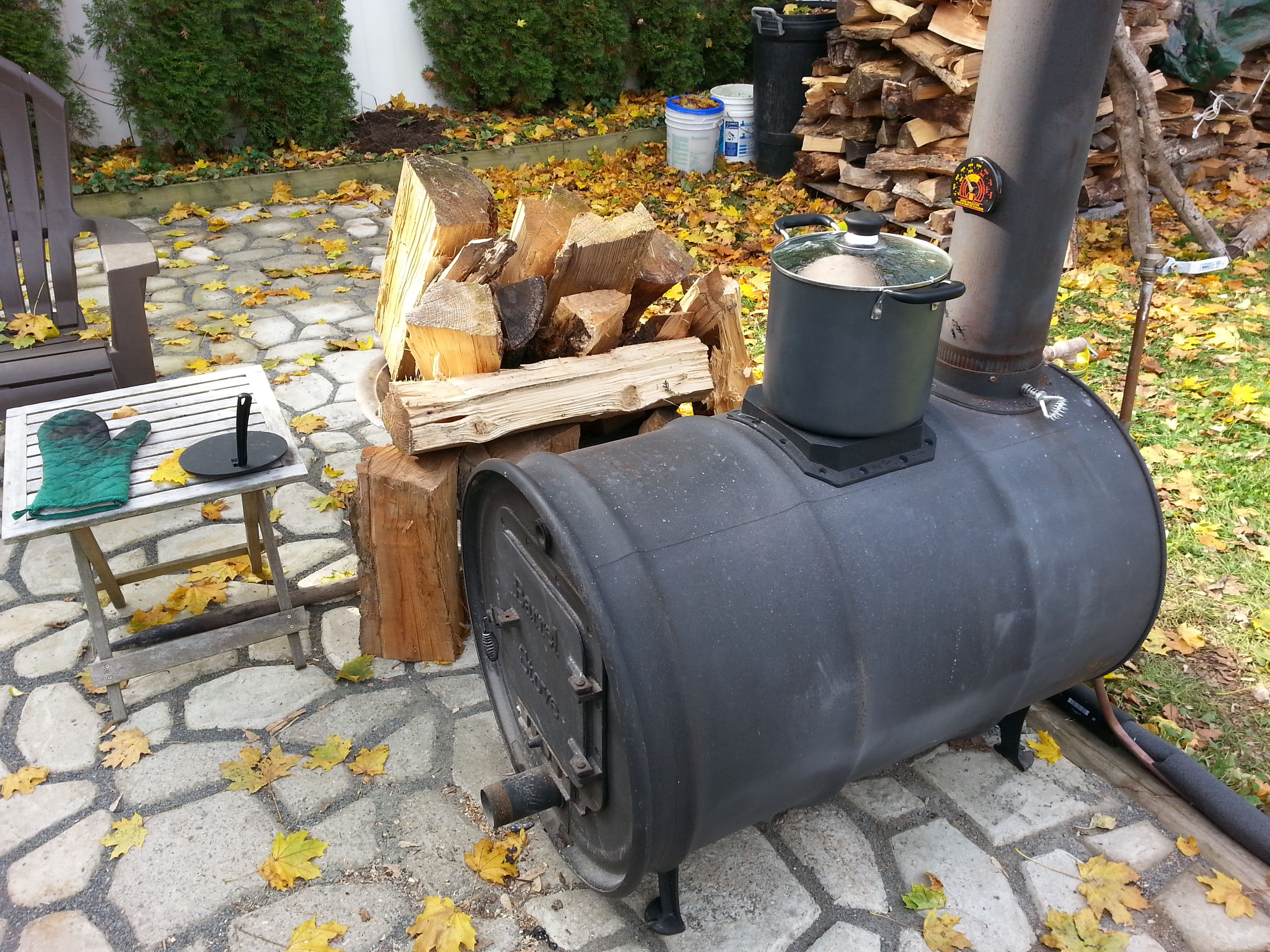 barrell stove the best stove 2017