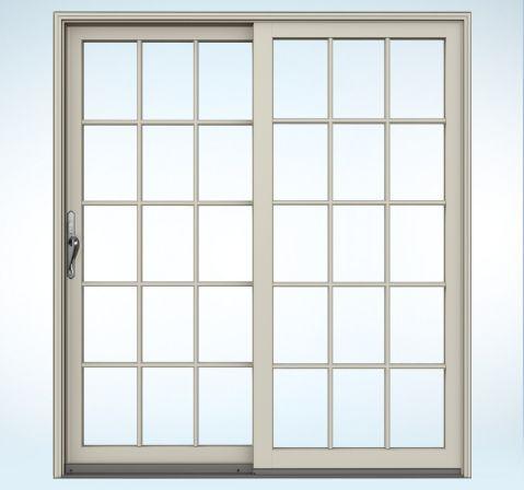 Patio Doors Tradition Plus Wood Sliding Sliding Patio Doors Patio Doors Clad Wood