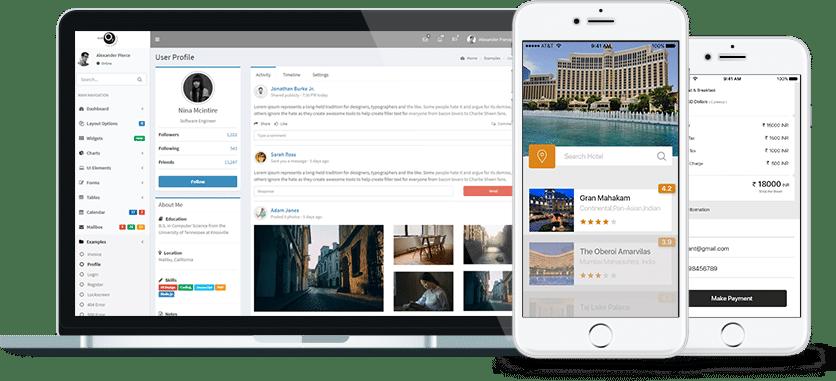 Best Custom Hotel Booking Website & Apps Development