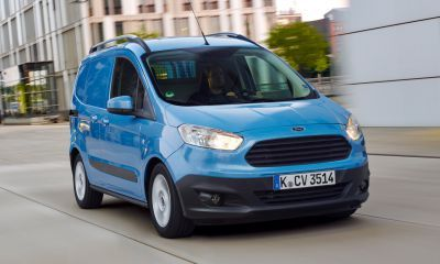 New Ford Transit Courier By Drive Gr Ford Courier Ford Transit