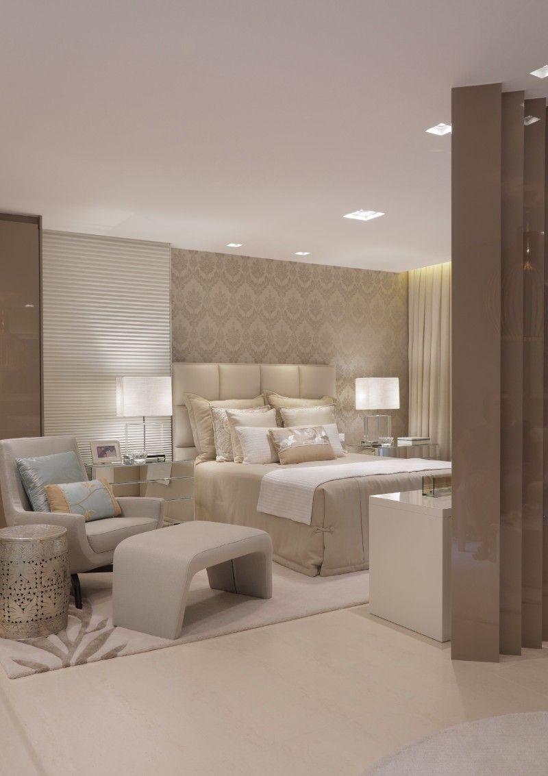 Prachtige Schlafzimmer Inspiration In Den Farben Silber
