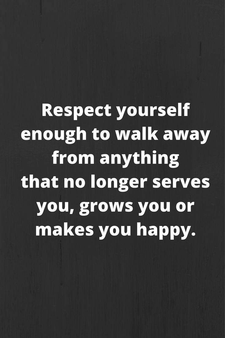 Inspirational Quotes On Self Respect Psychology Topics