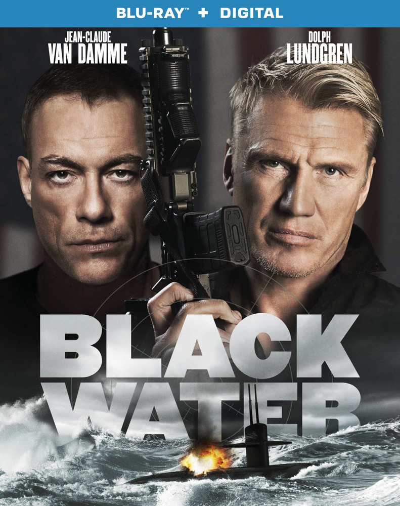 Black Water Blu Ray 2018 With Images Water Movie Van