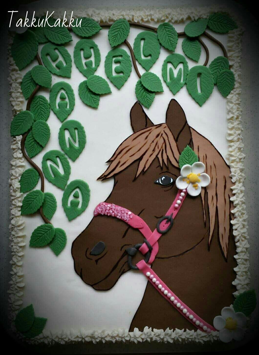 Summerhorse cake