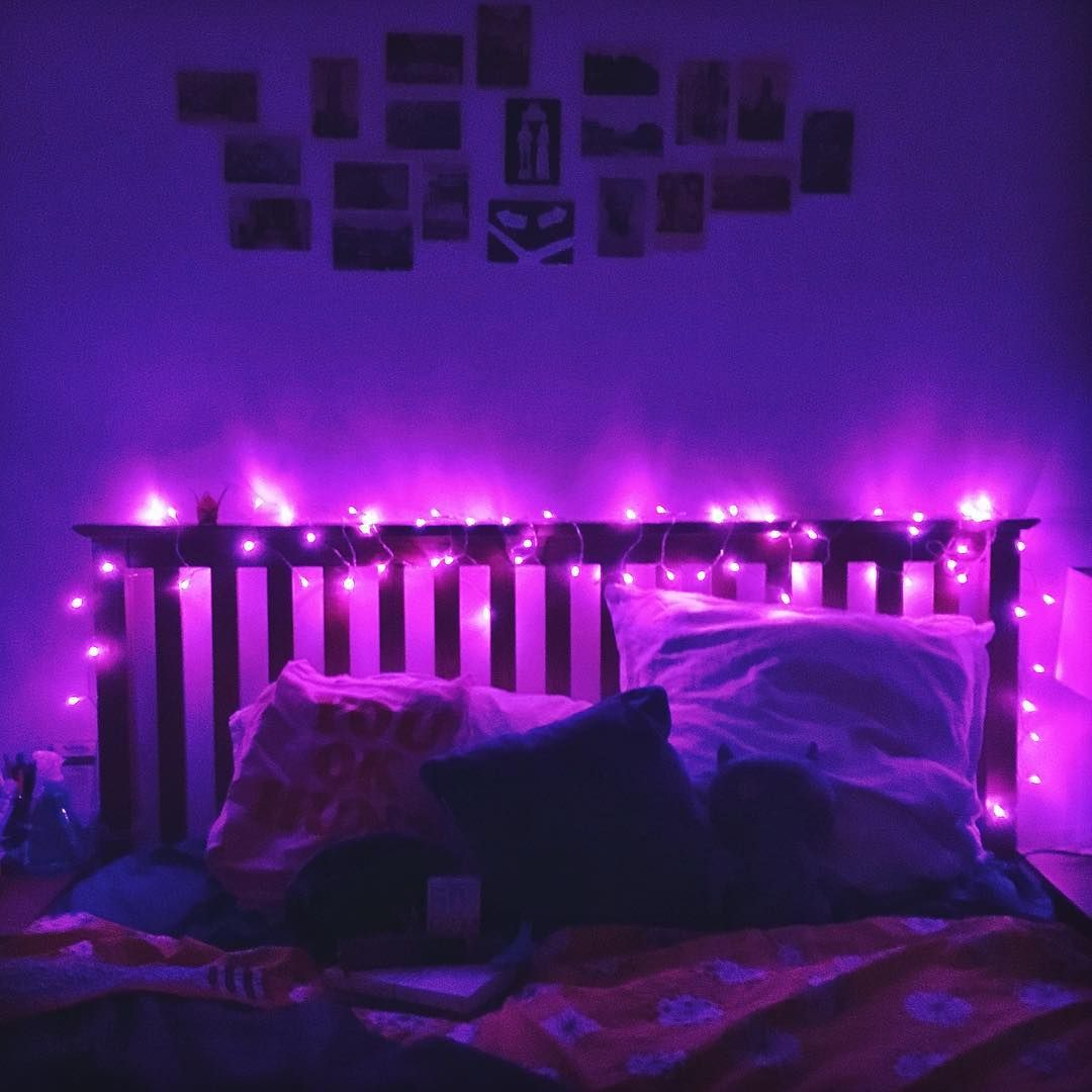 When You Use Primark Fairy Lights To Make The Grrl