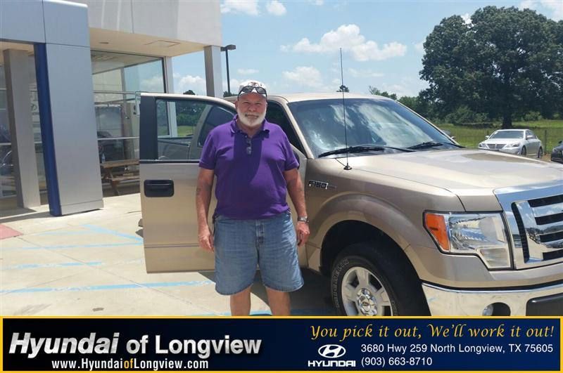 Congratulations To Lonnie Hopsob On Your Ford F 150 From Brian