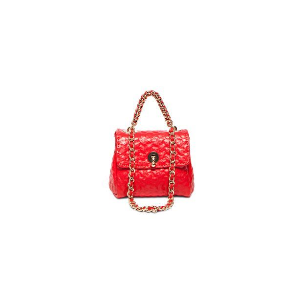Ermanno Scervino borsa - #bags #red #chain