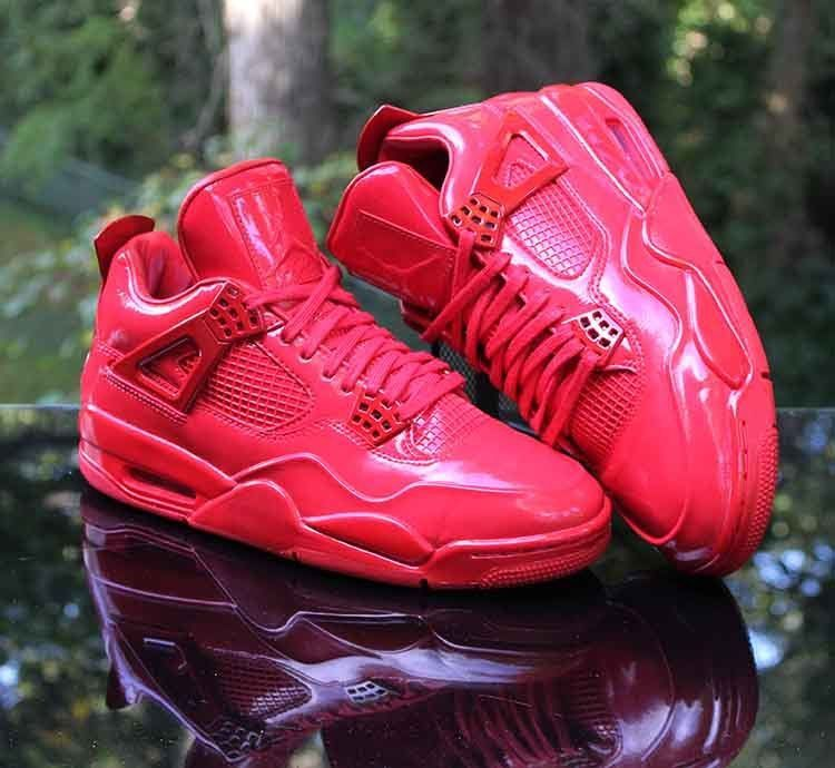 more photos a8ae3 5a12d Air Jordan 4 Retro 11LAB4 University Red 719864-600 Men s Size 8  Jordan   BasketballShoes