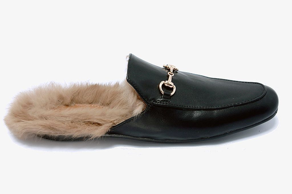 Gucci Or Not  These Fur Loafers Aren t The Real Thing  36e0e6c52