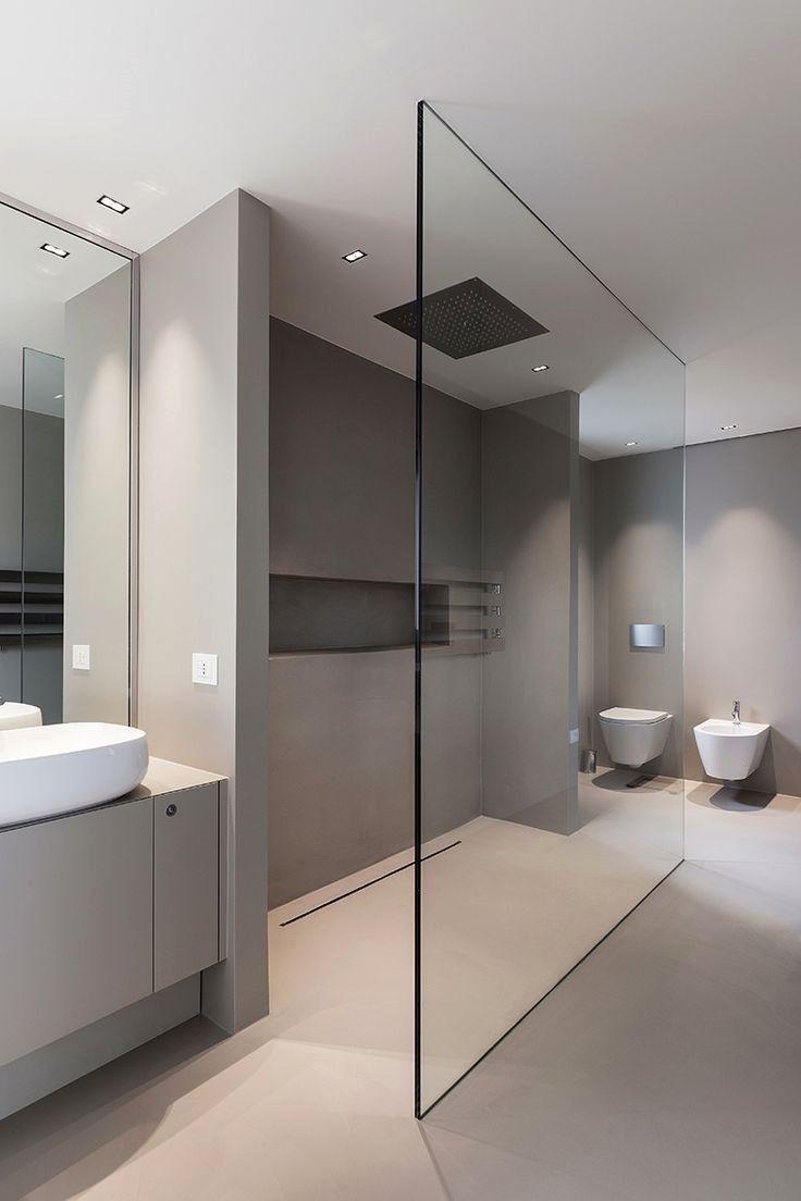 Pin Von Jungin Kim Auf Bathroom Badezimmer Design Badezimmereinrichtung Duschwand Glas