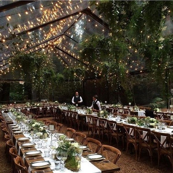 Trending-15 Enchanted Woodland Forest Wedding Reception Ideas for 2019