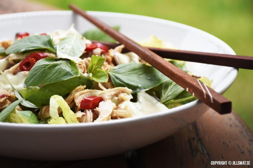 Det här är så gott och nyttigt så man nästan blir tårögd. Fantastiska asiatiska smaker av ingefära, vitlök...Läs mer