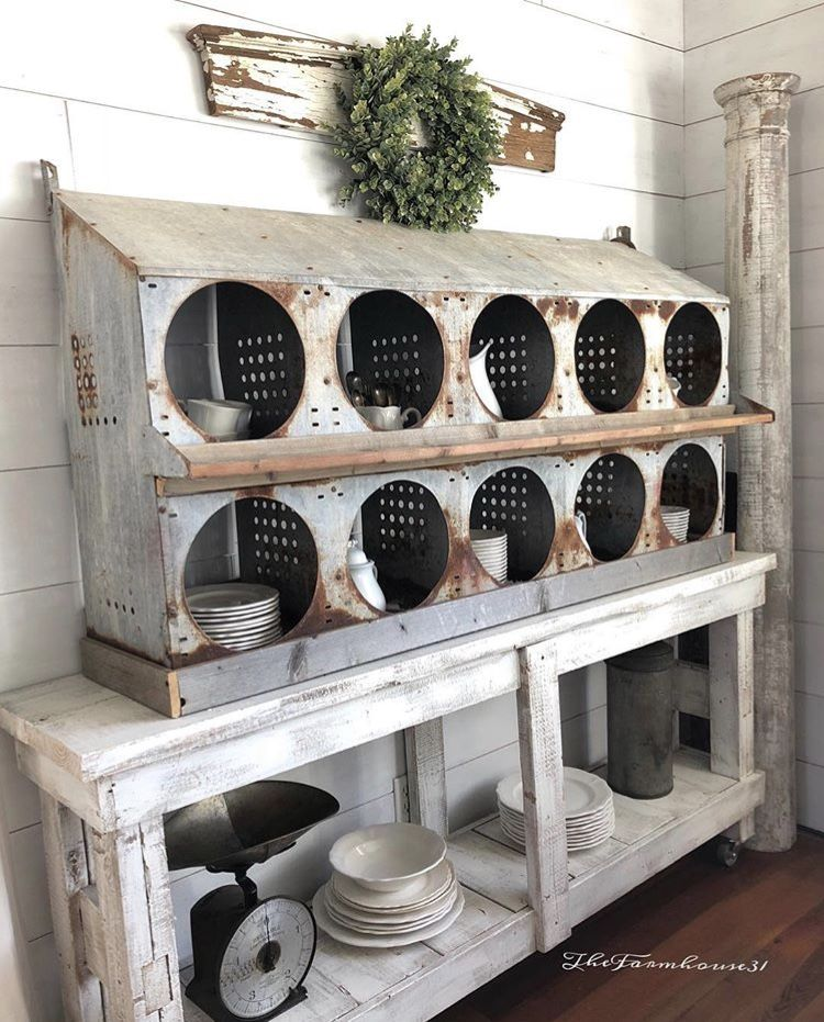 Photo of 13 Ways Chicken Nesting Boxes Can Make A Farmhouse Fabulous