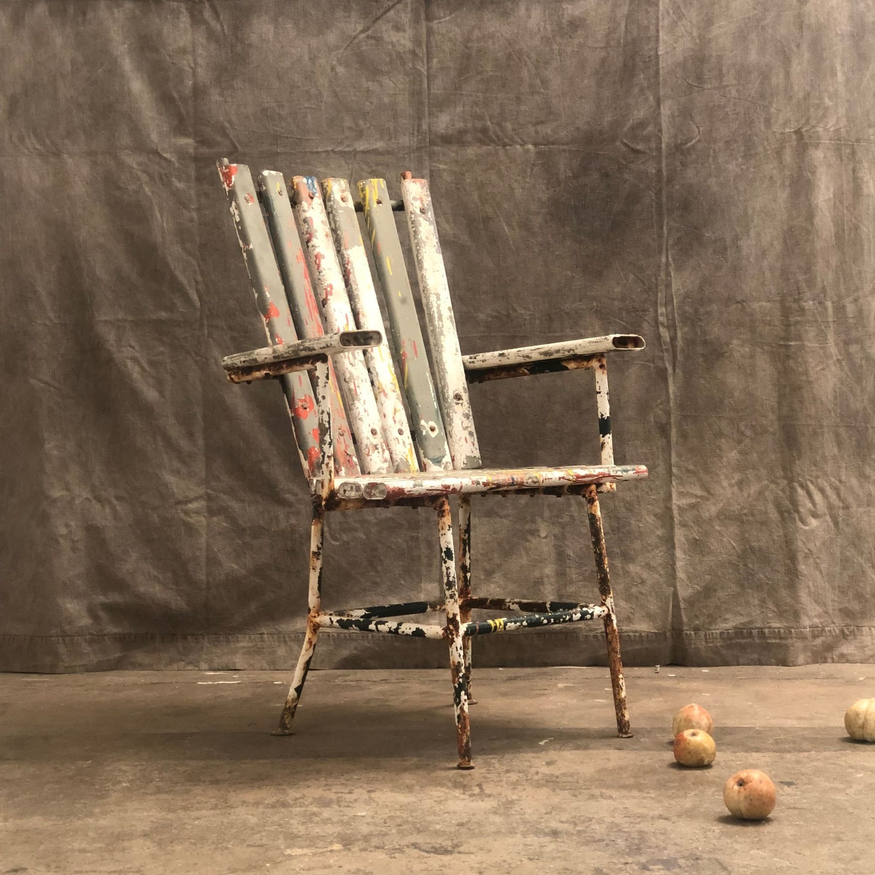 Curious French Armchair Objet