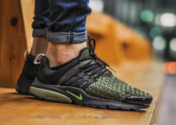 Comment porter la Nike Air Presto ? | Chaussures nike, Chaussure ...
