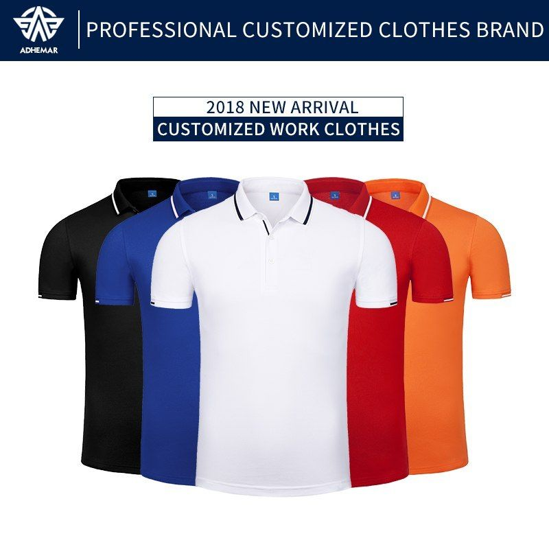 4abff116 Adhemar Quick-Drying Golf Shirt Fashionable T-Shirt For Men/women With Short  Sleeve Breathable Outdoors Sports Clothing