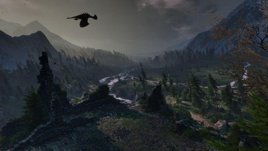 Witcher 3 Wild Hunt 4k Wallpaper Desktop Wallpaper Wallpaper