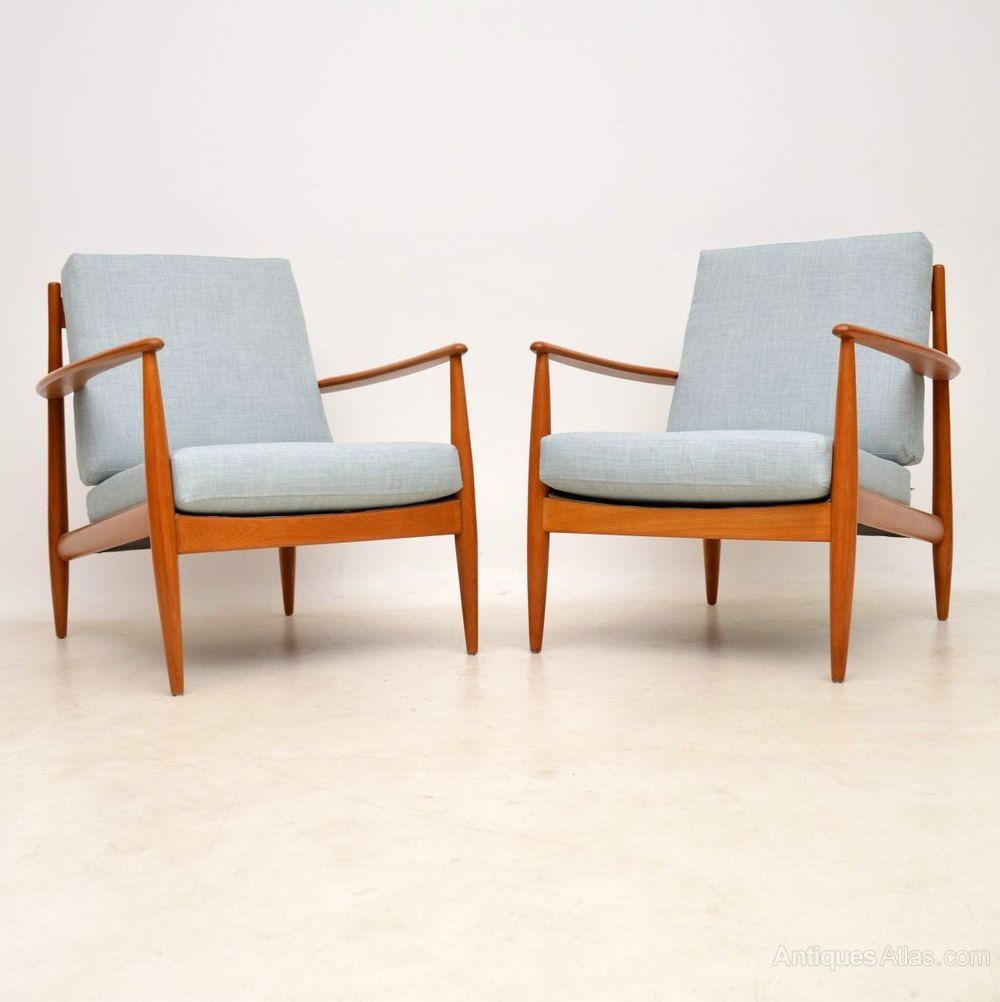 Celina Küchen Finn Pair Of Vintage Danish Armchairs In 2019 Wendy S Snuggle And