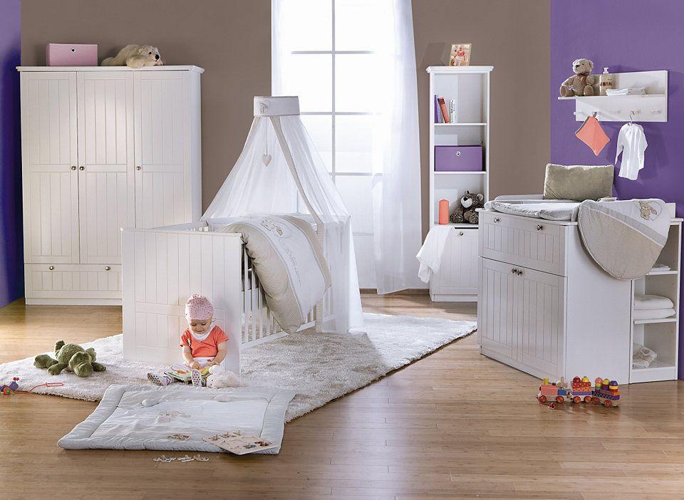 Glanzvoller Auftritt im Kinderzimmer mit dem Komplett-Set aus - pinolino babyzimmer design