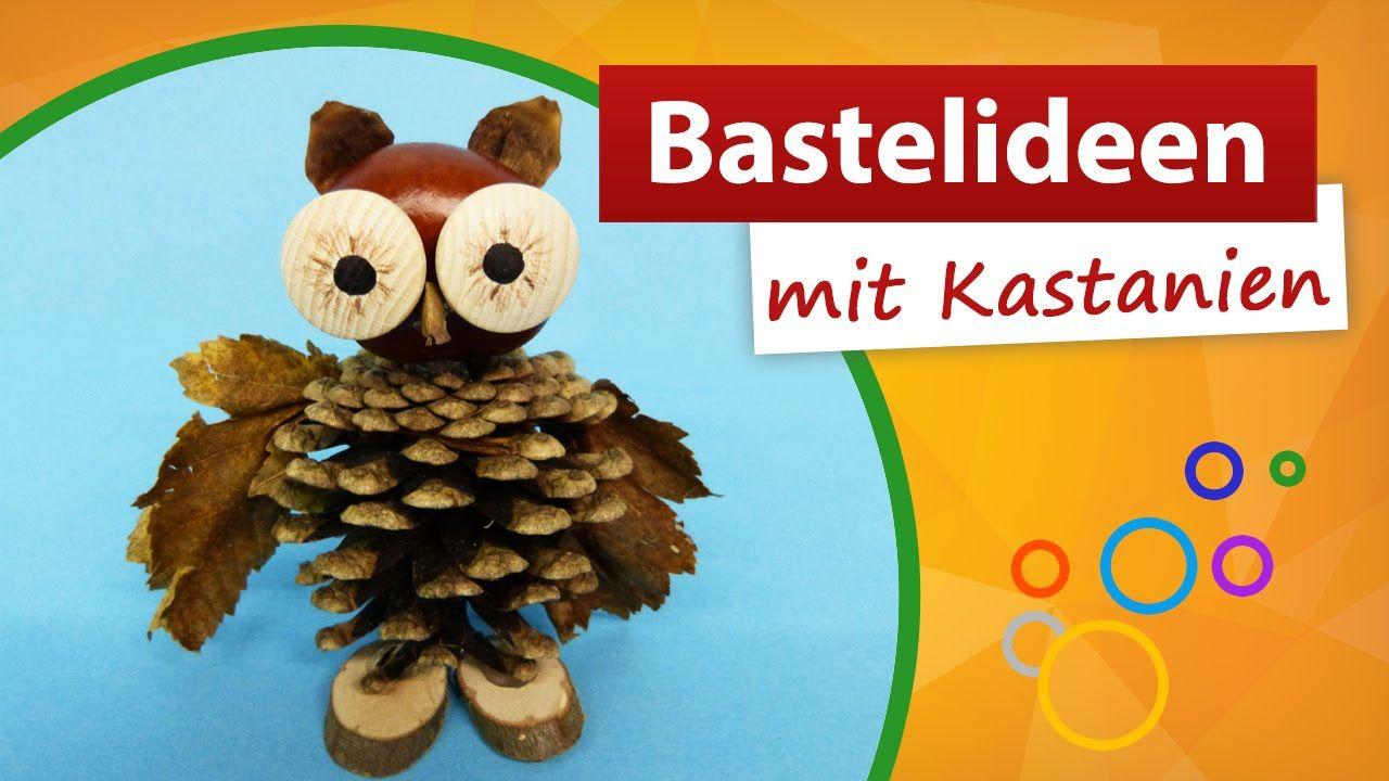 Pin von trendmarkt24 bastelanleitungen crafting diy for Kastanien basteln kinder