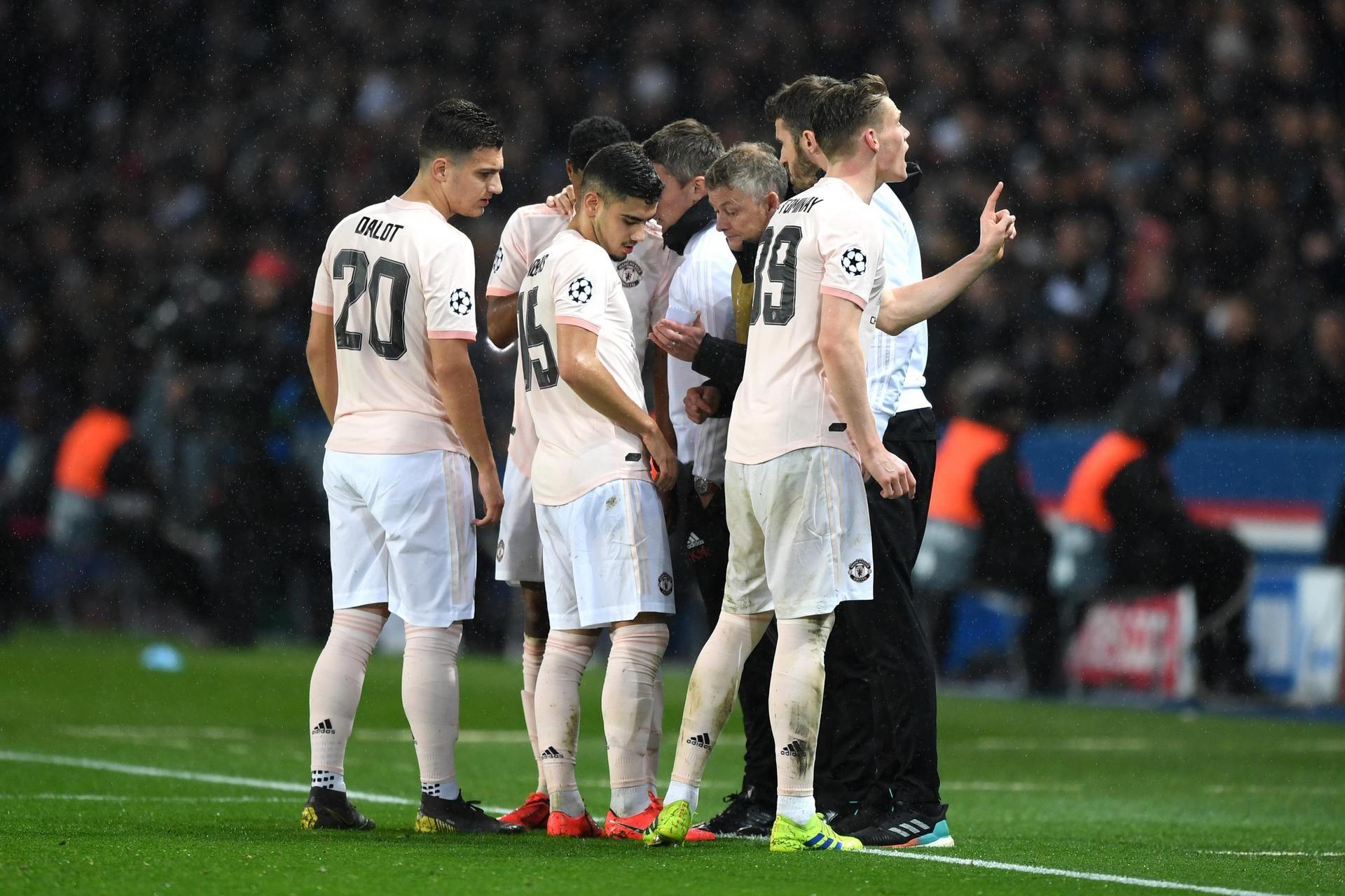 Psg Manchester Match Retour