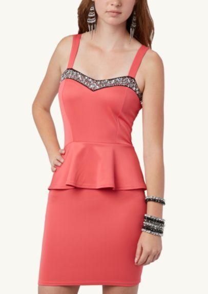 Dressy Peplum Dresses