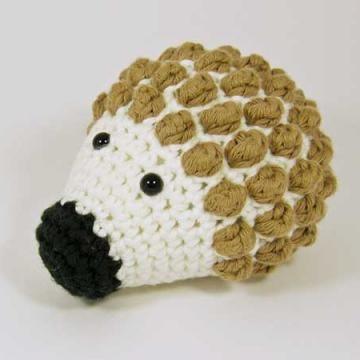 Friendly Hedgehog amigurumi pattern by Marika Uustare | Patrones de ...