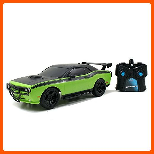 Jada Toys Fast Furious 1 16 R C Dodge Challenger Off Road