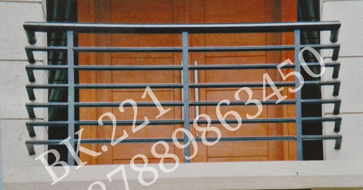 Bengkel Las Kanopi Malang Dengan Gambar Balkon Kanopi Jendela