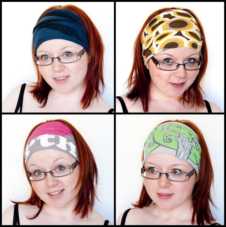 How to make headbands from old tshirts i like the