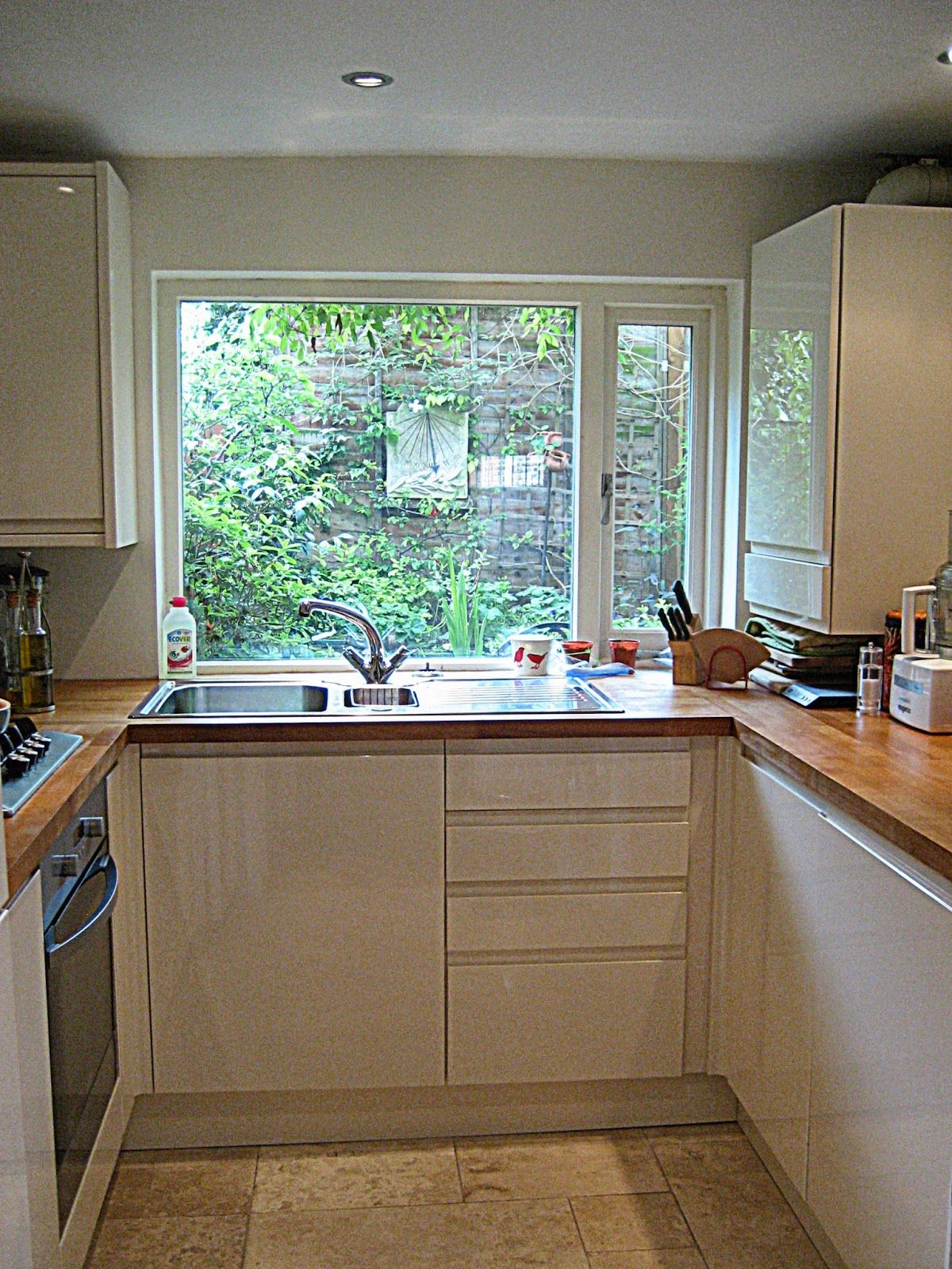 Small Kitchen Awesome Small U Shaped Kitchen Remodel Ideas ...