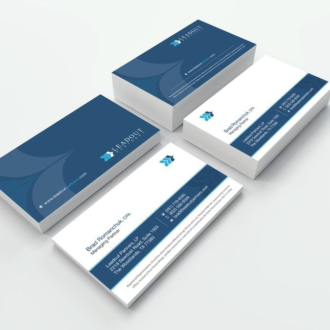 New Business Card Design For Investment Bank Business Card Contest Business Card Design Card Design Business Cards