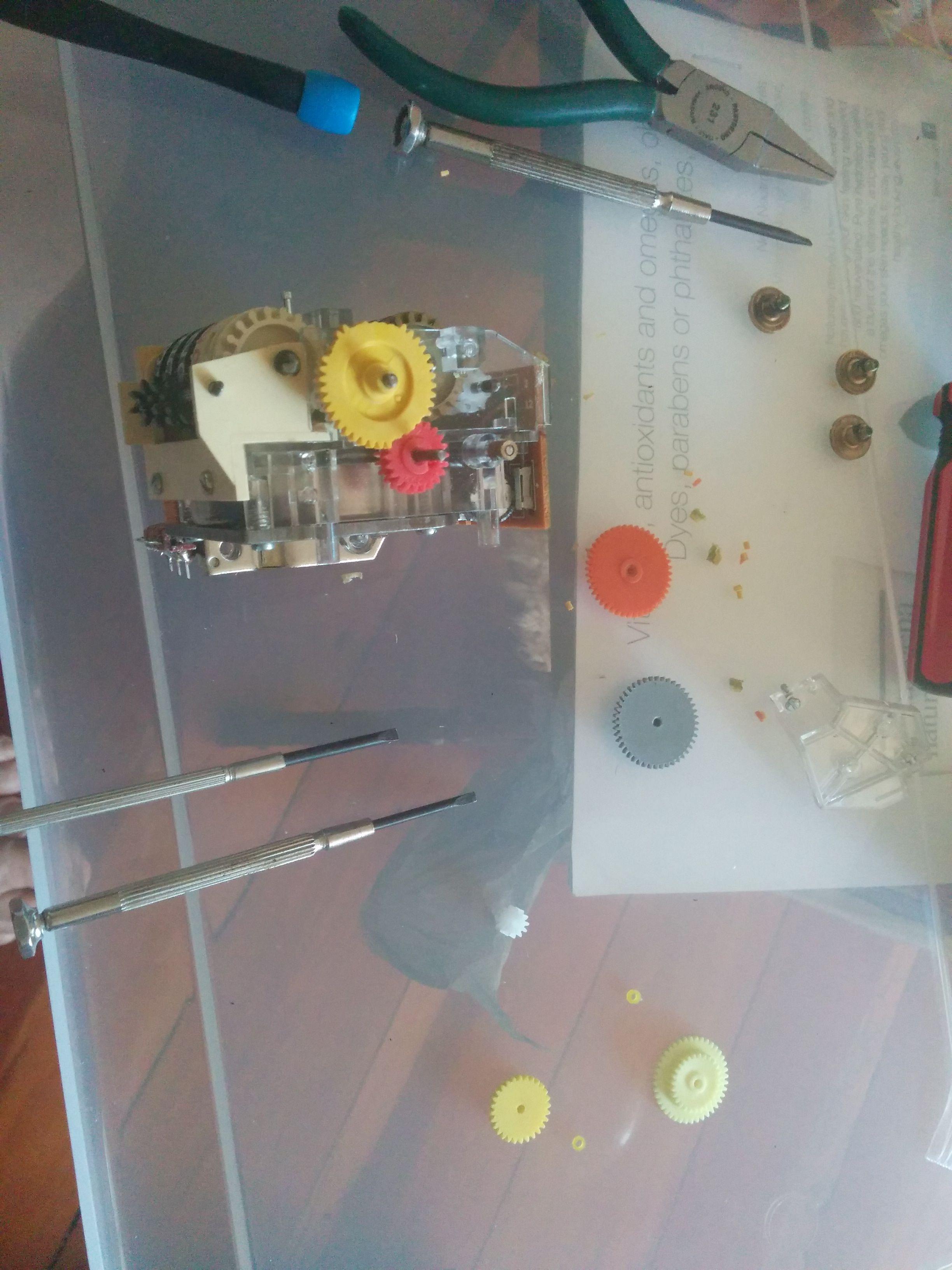 Odometer broken 09f82ede4a5af3b5473225d86b0d495a