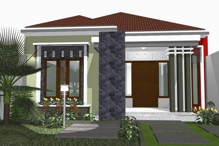 Warna Cat Rumah Minimalis Tampak Depan | Desain rumah ...
