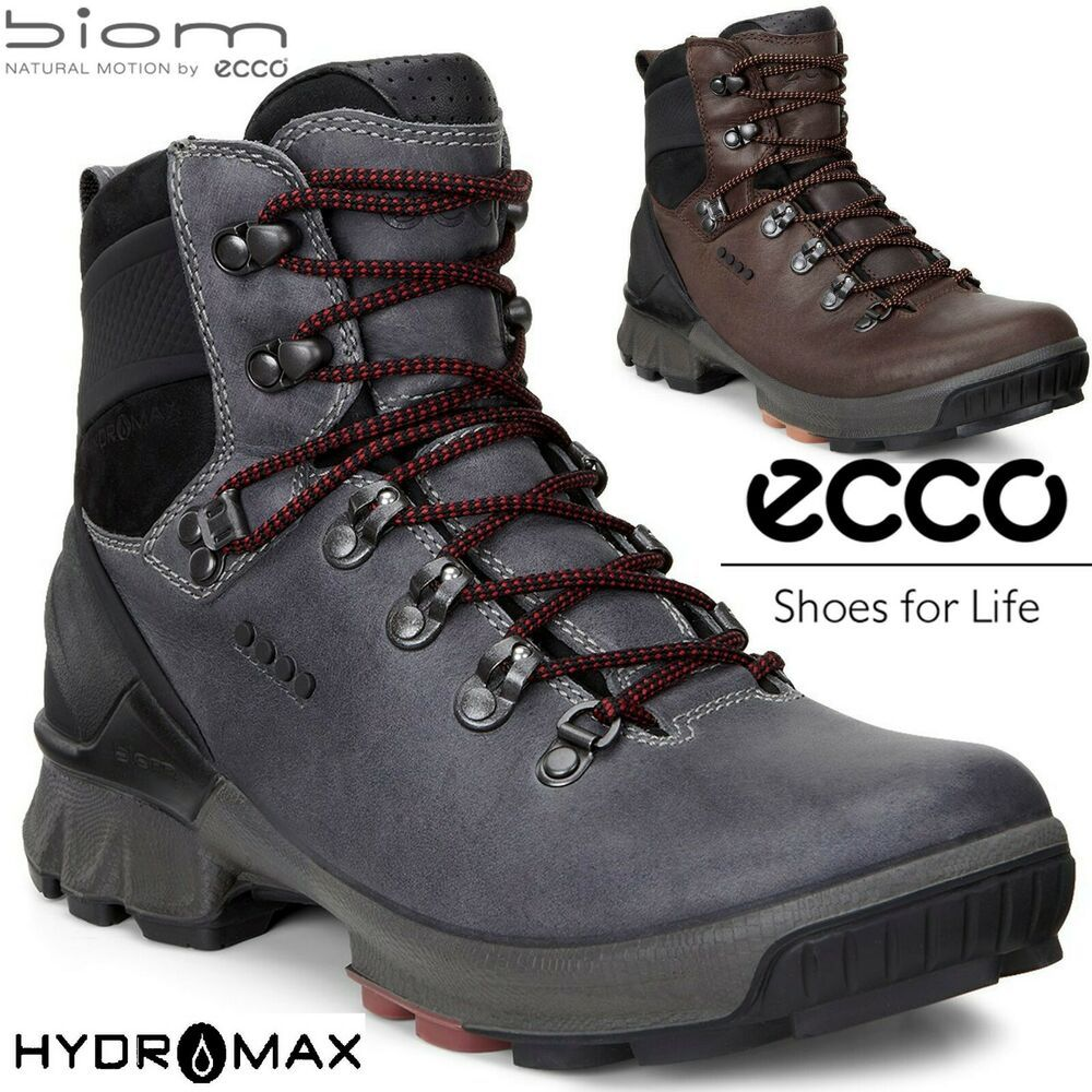 Ecco Biom Hike Goretex Warmlining Hydromax Outdoor Hiking Boots All Colors Ecco Hikingtrail Hiking Boots Sneakers Men Fashion Boots