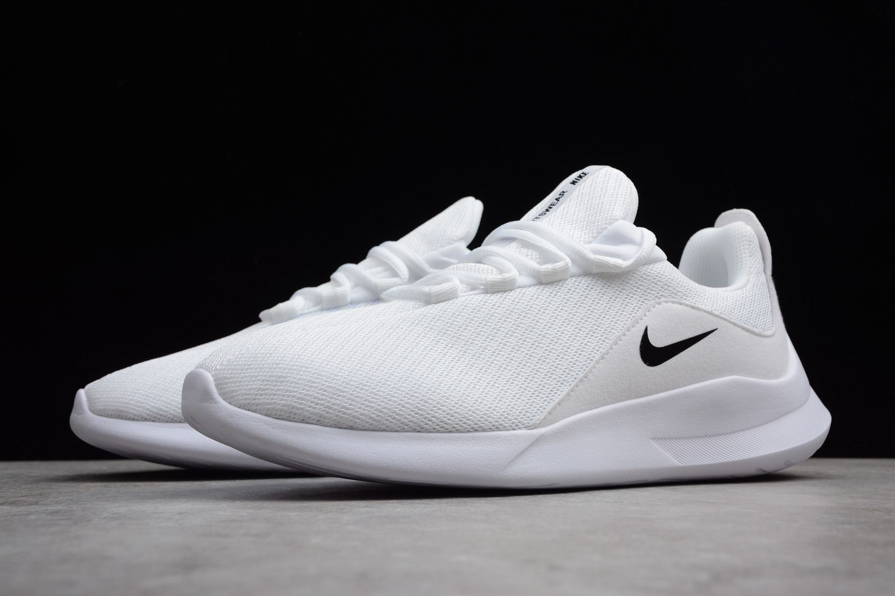 Nike Viale WhiteBlack Mens and Womens Size AA2181-100
